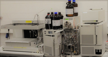 Waters Autopurification prep. HPLC Anlage