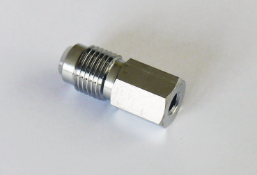 Plunger seal Ø 2,0 mm