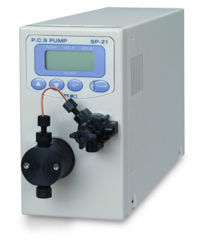 PCS Single Pump SP-21 Series, PEEK, 0,1-10 mL/min